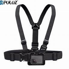 Puluz Adjustable Chest Belt aliexpress buy puluz pu26 adjustable mount belt