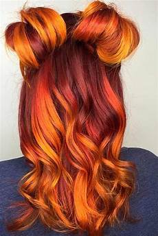 fall colors for hair flannel hair is the fabulous fall hair trend you need in