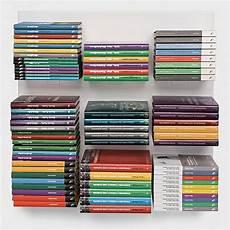 Bücherregal Schwebende Bücher - schwebendes b 252 cherregal 72 x 72 cm wei 223 biber