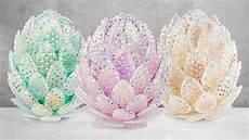 Ideen Mit Herz Kristallkunst Eier Basteln Drachenei