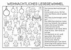 Ausmalbild Weihnachten Mathe Weihnachtliches Lesegewimmel Weihnachten Lesen Lesen1