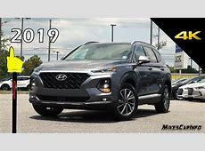 2019 Hyundai Santa Fe Limited   Ultimate In Depth Look in
