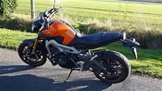 Essai Moto Mt 09 Yamaha Le Japonais