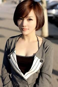 30 cute short haircuts for asian girls 2019 chic short asian hairstyles for women short hair