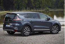 renault espace 2020 renault espace 2020 barely perceptible restyled minivan