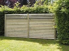 brise vue persienne bois palissade claustra quelle cl 244 ture prot 232 ge mon jardin