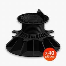 Plot Nivo H80 140mm Pour Lambourdes 40pcs