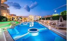agia marina chania hotel pools oscar suites village