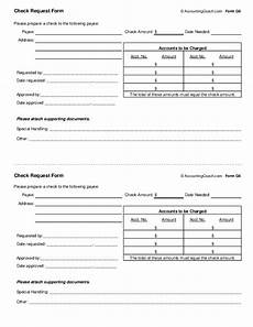check request form business forms accountingcoach
