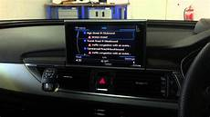 2014 audi a6 4g traffic message channel tmc