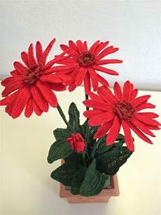 significato dei fiori gerbera il di sam spiegazione della gerbera all uncinetto