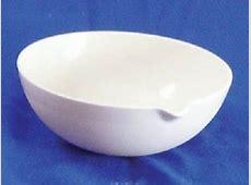 Jual Cawan Porselen 500 ml   Evaporating Dish Porcelain