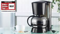 im test 16 kaffeemaschinen im vergleichstest haus