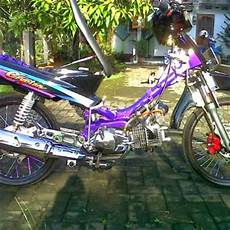 Modifikasi F1zr Road Race by Yamaha F1zr Modif Road Race