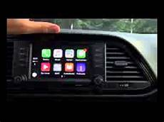 Seat Link Mirror Link Apple Carplay Android