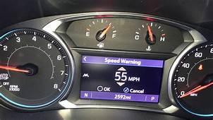 2019 Equinox Stop Disable Auto  2020 GM Car