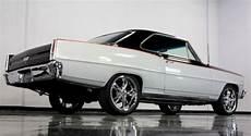 1966 chevy nova elegant american muscle car hot cars