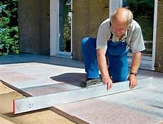 Betonplatten Verlegen Stavebn 237 Materi 225 Ly