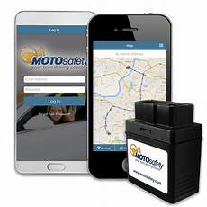 Motosafety Gps Tracker Driving Coach Vehicle Tracking
