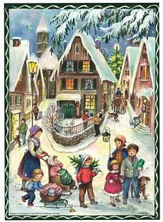 Advent Calendar 1 Traditional Advent Calendars