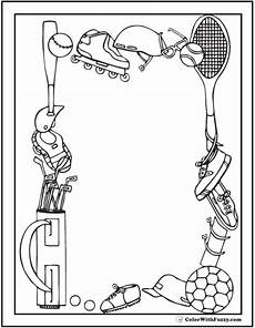 sports day coloring pages 17757 121 sports coloring sheets customize and print pdf