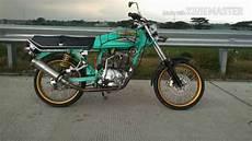 Modifikasi Motor Tua by Modifikasi Motor Tua Honda Gl 100 Til Muda