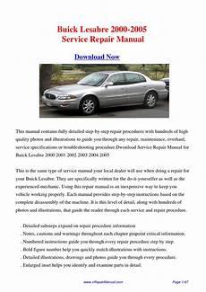 buick lesabre 2000 2005 service repair manual download download 2000 2005 buick lesabre workshop manual by huii jongg issuu