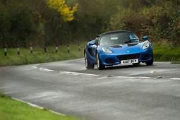 Evo Car Of The Year 2017  Lotus Elise Sport 220