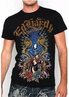 Ed Hardy Shirt - ed hardy mens sleeve t shirt new 033 960014 cloth