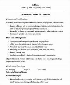 30 sales resume design templates pdf doc free
