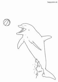 Malvorlagen Delfin T Delfin Malvorlage Kostenlos 187 Delfine Ausmalbilder