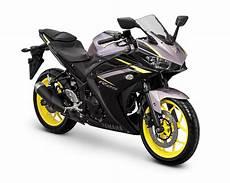 Warna Velg Motor Keren by Yamaha R25 Minor Facelift Hadir Dengan Warna Warni Velg