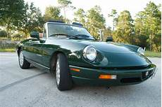 all car manuals free 1993 alfa romeo spider regenerative braking 1993 alfa romeo spider veloce classic italian cars for sale