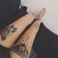 Bein Tattoos Frauen - the 25 best small feminine tattoos ideas on