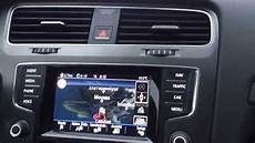 navigation discover media navigation mit dem discover media im golf vii