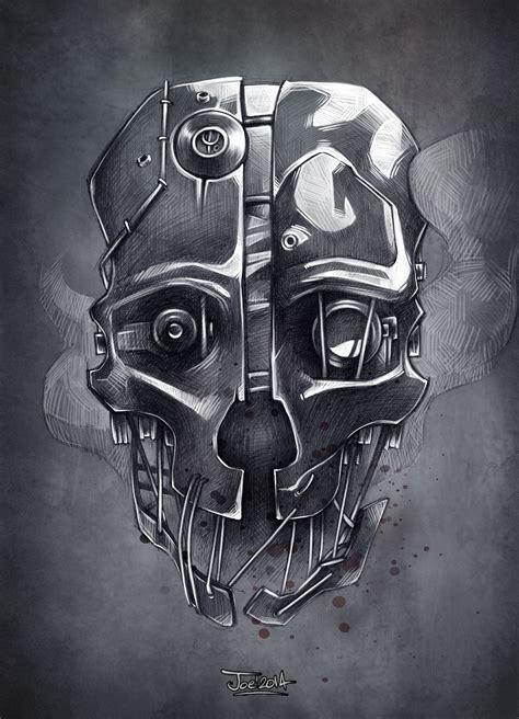 Corvo Tattoo Dishonored