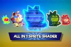 unity apply shader to sprite all in 1 sprite shader for unity demo 2 by geribp