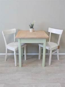 kleiner esstisch ausziehbar dritte tisch aus der serie wertiger kleiner ex kneipentisch mit vollholzplatte verm aus ahorn