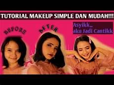Tutorial Makeup Simpel Dan Mudah Untuk Pesta