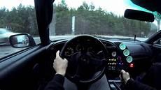 1st person city driving toyota supra 2jz gte mkiv gopro