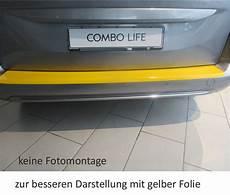 opel combo e ab 2018 lackschutzfolie ladekantenschutz