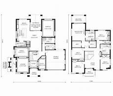 princeton housing floor plans princeton 12 by allcastle homes at homeworld kellyville
