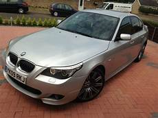 bmw 535d e60 2009 bmw 535d 5 series e60 m sport auto turbo 286bhp fbmwsh 2 owners in peterborough