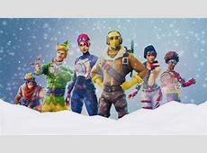 Snow way! Fortnite leak all but confirms winter makeover