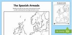 armada worksheets ks3 18345 ks2 the armada map of europe worksheet worksheet armada