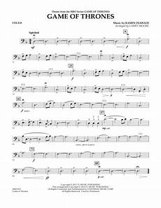game of thrones cello sheet music free download game of thrones cello sheet music by ramin