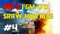 battlefield 4 m2 s fgm 172 sraw montage 4 hd youtube