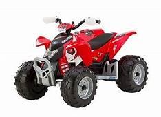 Peg Perego Polaris Outlaw Red 12V ATV Style Quad Review