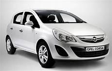 Opel Corsa Automatic Rent A Car Greece