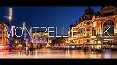 La Ville De Montpellier 4k